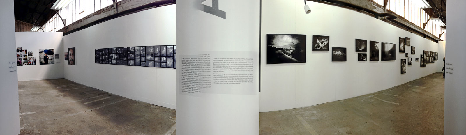 Albania Group Exhibition view