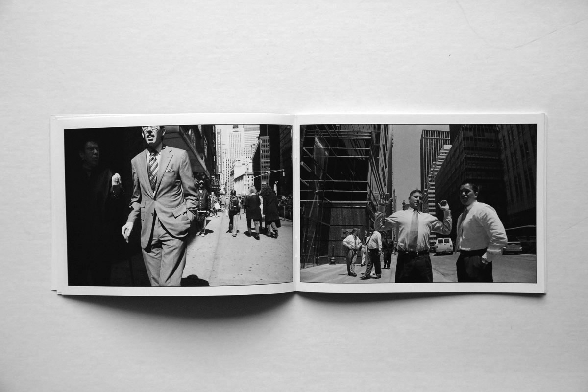 New Booklet : LEAVING TODAY by Holger Biermann